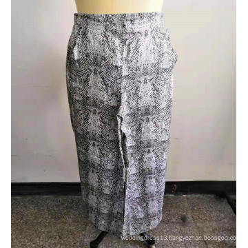 Amazon in 2019 hot style serpentine trousers
