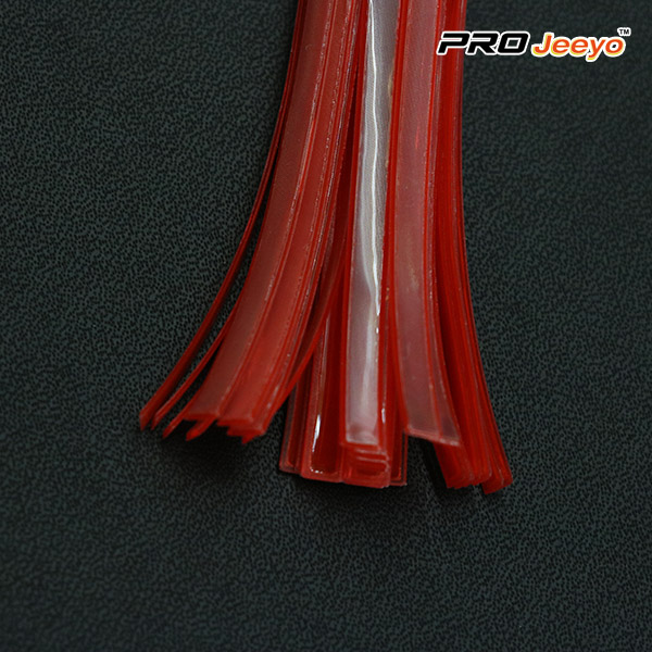 Red Tassle Lightning Usb Cable For Iphone Keychain Rk Usb001r