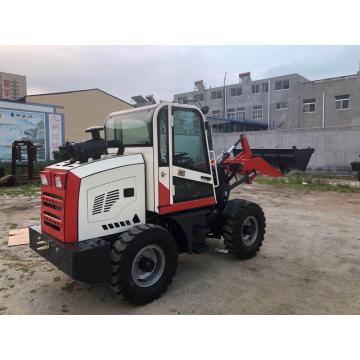 , hydraulic multi-function portable mini loader