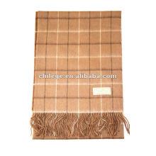 check woolen scarfs