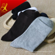 Plain Color Men Business Socks Wholesale Men MID Calf Socks