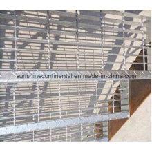 FEUERVERZINKTEN verzinkten Stahl Rost Treppe