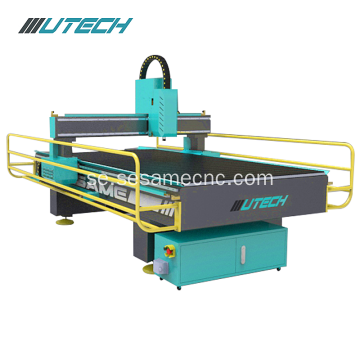 Copper Engraving Machine Metal Carve CNC Router