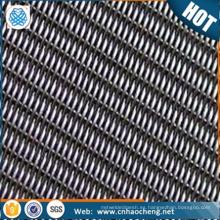 24 * 110 40 * 200 malla de alambre del filtro del acero inoxidable de la armadura holandesa de 12 * 64 mallas