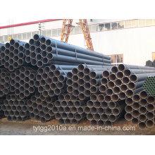 Черные сварные стальные трубы