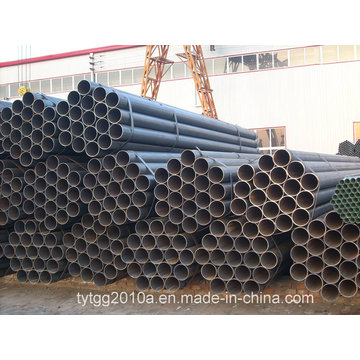 Black Welded Steel Pipes