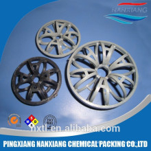 New Plastic tellerette packing ring packing ring for water treatment(RPP PVC CPVC PP PE PVF)