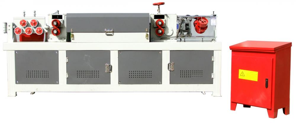 Reinforcement Straightening Machine