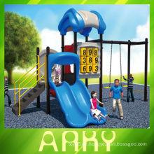 2014 neue Stil Outdoor Spielplatz Ausrüstung für Kinder Spaß im Freien Slide