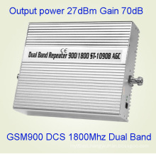 GSM 900MHz 1800MHz Cell Phones Signal Booster Kits