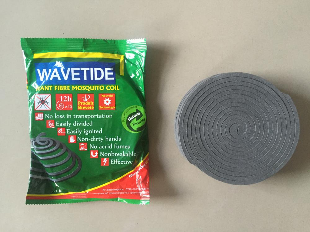 Paper mosquito coil