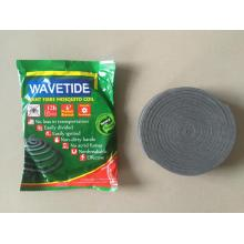 Plant fiber mosquito coil for babies