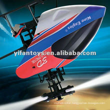 Nine Eagles NE R/C 318A 3D 2.4GHz 6CH RC Helicopter with Gyro
