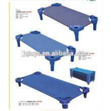 Горячая продавая кровать пластмассы детей с клетчатым