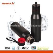 Astuce en acier inoxydable à double paroi en promotion Pretty Flask