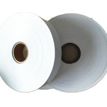 Factory direct sale high quality offset printing nylon taffeta label roll