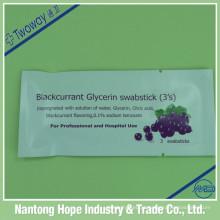 Swabstick de Glicerina Limão apenas para uso oral