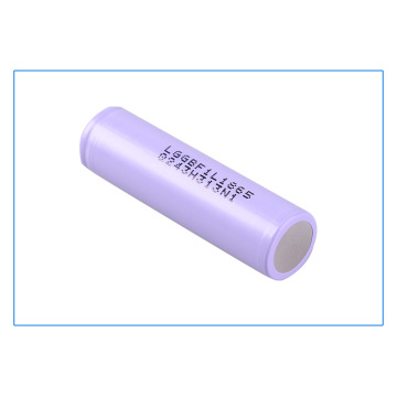 18650 3.7V 3350mAh 12.395Wh Cellule de batterie Li-Ion