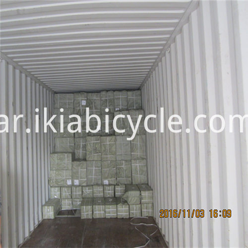 shipping loading