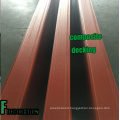 Outdoor Co-Extrusion Wood Plastic Composite WPC Flooring