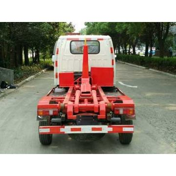 JAC Pure Electric Hook Lift Sampah Truck