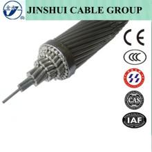 High Voltage Overhead Aluminum Conductor ACSR Bison, Zebra, Panther, Toucan, Duck, Moose Conductor