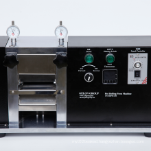 Lithium Ion Battery Making Machine Lab Roller Press Machine With Heating