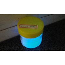 blue light luminous powder