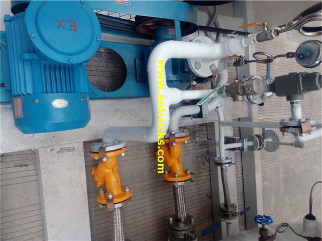 5cbm LPG Bottling Stations