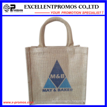 Eco-Friendly Logo Customized Promotional Jute Bag (EP-B581704)