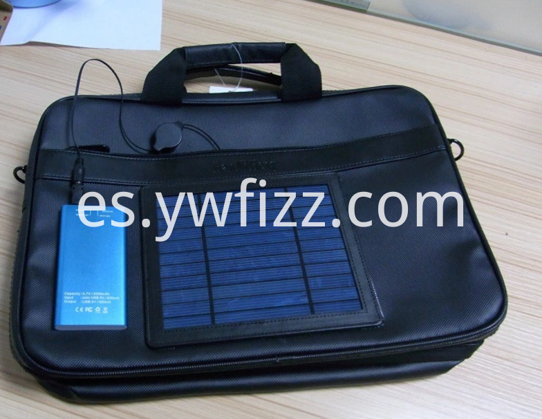 Solar Powered Handbag
