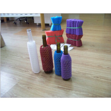 Customizable Expandable Foam Packaging Sleeve Net for Fruit, Vegetable, Bottle, Porcelain