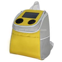 ECEEN 1.35W panneau solaire 2200 mah lecteur de haut-parleurs solaires