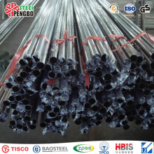 Grade 201 Prime Stainless Steel Pipes for Decoration