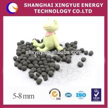 Угля на основе гранулированного активированного углеродного адсорбента для очистки воды