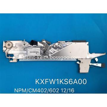 파나소닉 CM402 CM602 NPM 12 / 16MM FEEDER KXFW1KS6A00