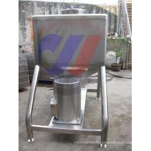Sanitary Stainless Steel Square Type Emulsifying Tank for Milk