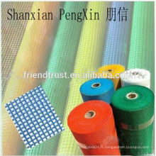 Maillage en fibre de verre en béton armé 5x5mm