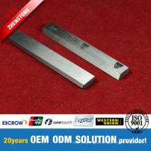 GD121 OMK4312 Lâmina de raspador de carboneto de tungstênio