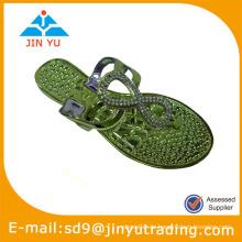 2014 Frauen pvc Material für Schuhe