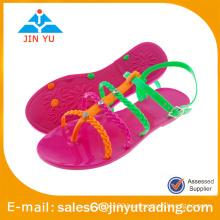 2016 pvc sandals Candy Colors