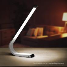 Fuente de la fábrica de venta caliente Oficina hogar Club LED lámpara de mesa LED lámpara de escritorio LED lámpara del proyector