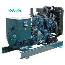OEM 5kw a 30kw Generador de Kubota
