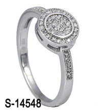 Le plus récent style bijoux de mode 925 Silver Weding Ring (S-14548. JPG)