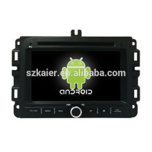 Oktakern! Autoauto Androids 8.0 für Jeep-Renegade mit 7 Zoll kapazitivem Schirm / GPS / Spiegel-Verbindung / DVR / TPMS / OBD2 / WIFI / 4G