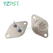 transistors de puissance au silicium complémentaires 2N3055 / MJ2955