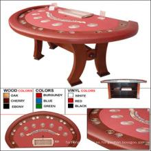 Nueva mesa de póquer de estilo (TB-117)