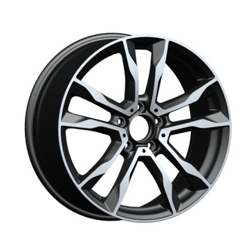 Casting Replica Mercedes Hyper Wheel 17x8 nero