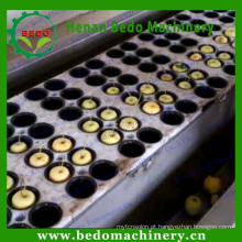 sementes de maçã remover a máquina