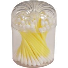 Écouvillon de bâton de colle (boîte 100PCS/plastique)